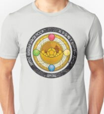 Tansformation Brooch - Sailor Moon Crystal (rev. 1) T-Shirt