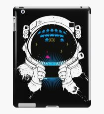 Geek astronaut iPad Case/Skin