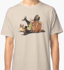 Dogs Dogs Dogs Classic T-Shirt