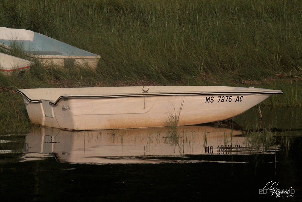 BOAT 2 by ED RIGAUD