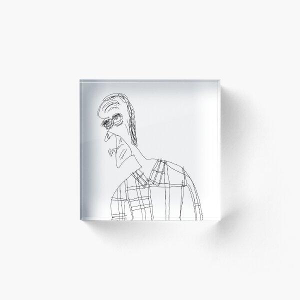 Uncle  Acrylic Block