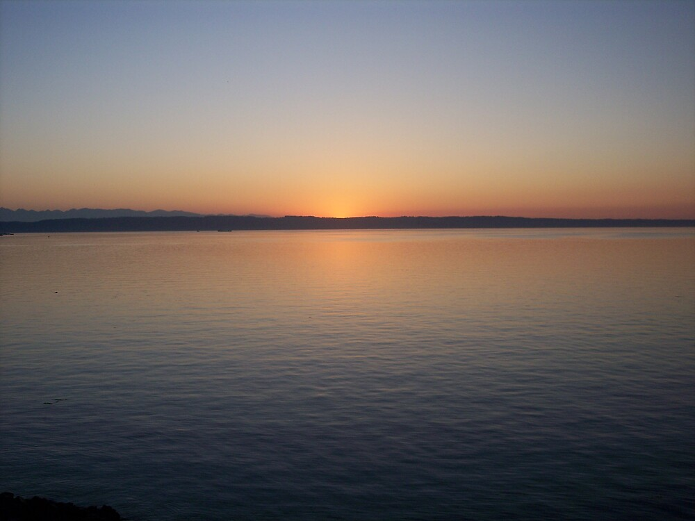 Sunset by Valerie