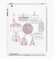 World Showcase 2 iPad Case/Skin