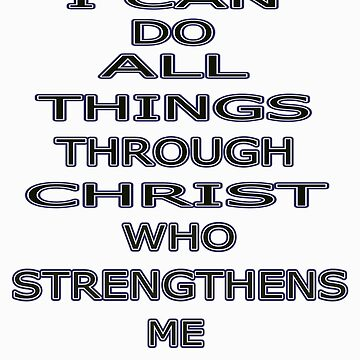 Philippinas 4:13 by venny