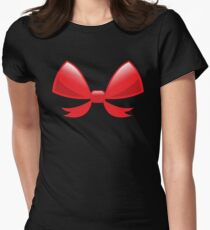 Cute little red BOW T-Shirt
