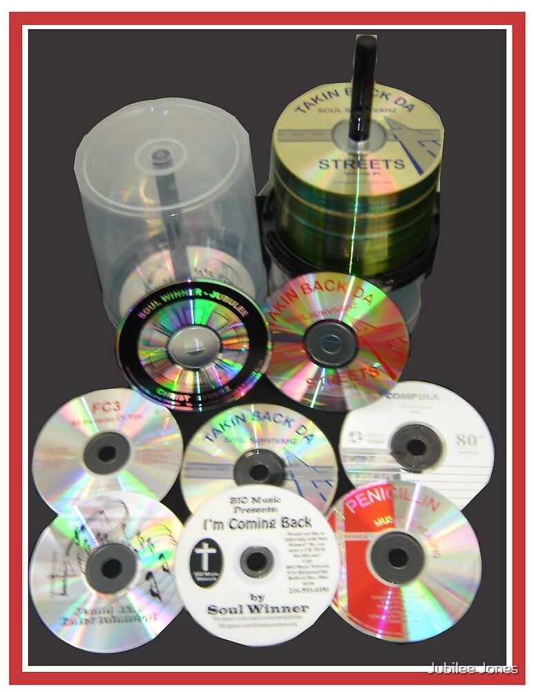 CD and DVD Printing, duplication, packaging. by Jubilee Jones