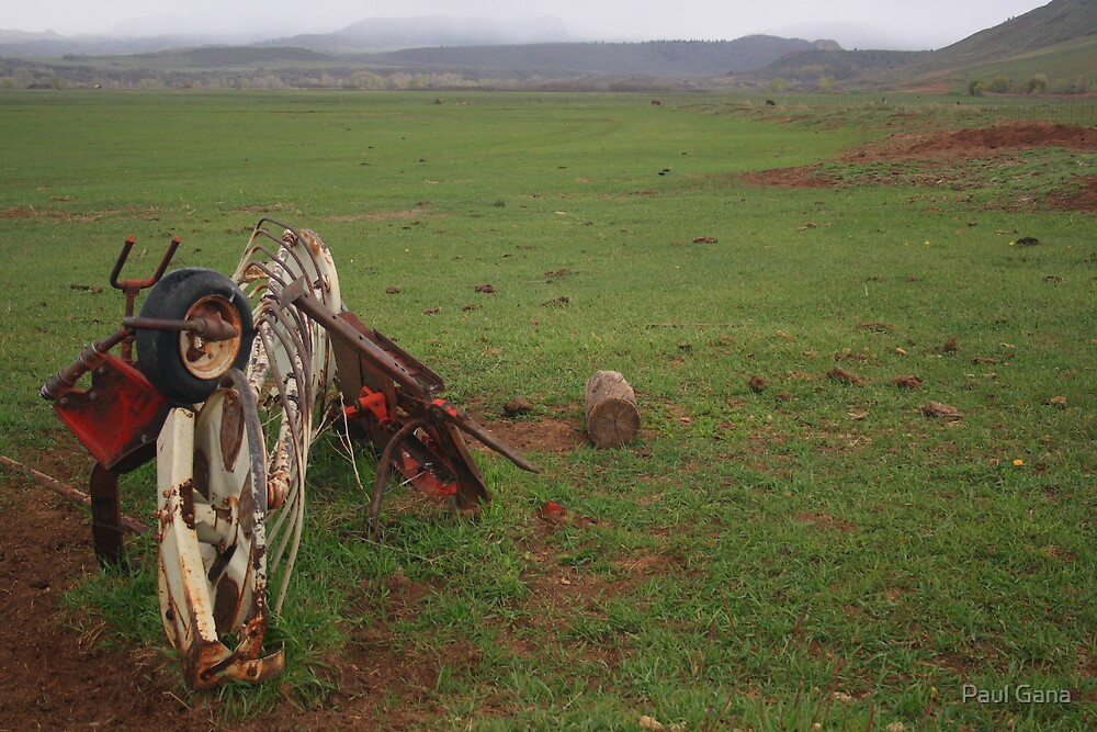 farm instrument by Paul Gana