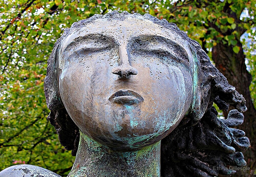 Face  by Ethna Gillespie