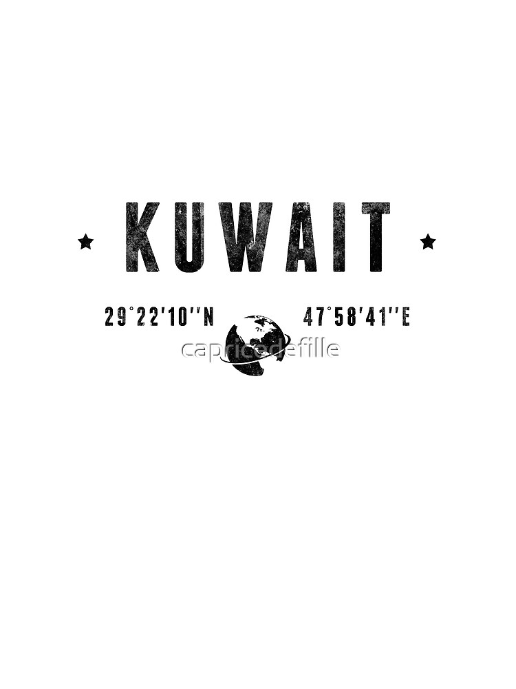Kuwait by capricedefille