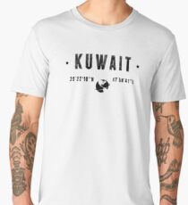 Kuwait Men's Premium T-Shirt