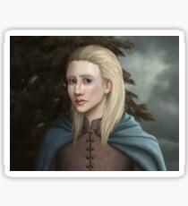 Brienne of Tarth Sticker