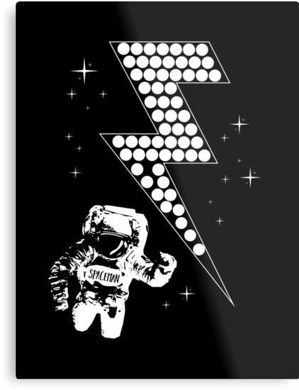 Spaceman by enricoalonzo