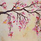 Cherry Blossom  by Deb Coats