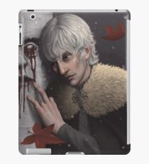 Theon Greyjoy, The Prince of Winterfell iPad Case/Skin