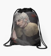 Theon Greyjoy, The Prince of Winterfell Drawstring Bag
