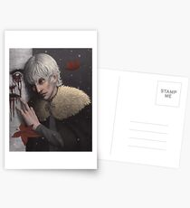 Theon Greyjoy, The Prince of Winterfell Postcards