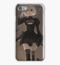 NieR: Automata 2B iPhone Case/Skin