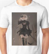 NieR: Automata 2B Unisex T-Shirt