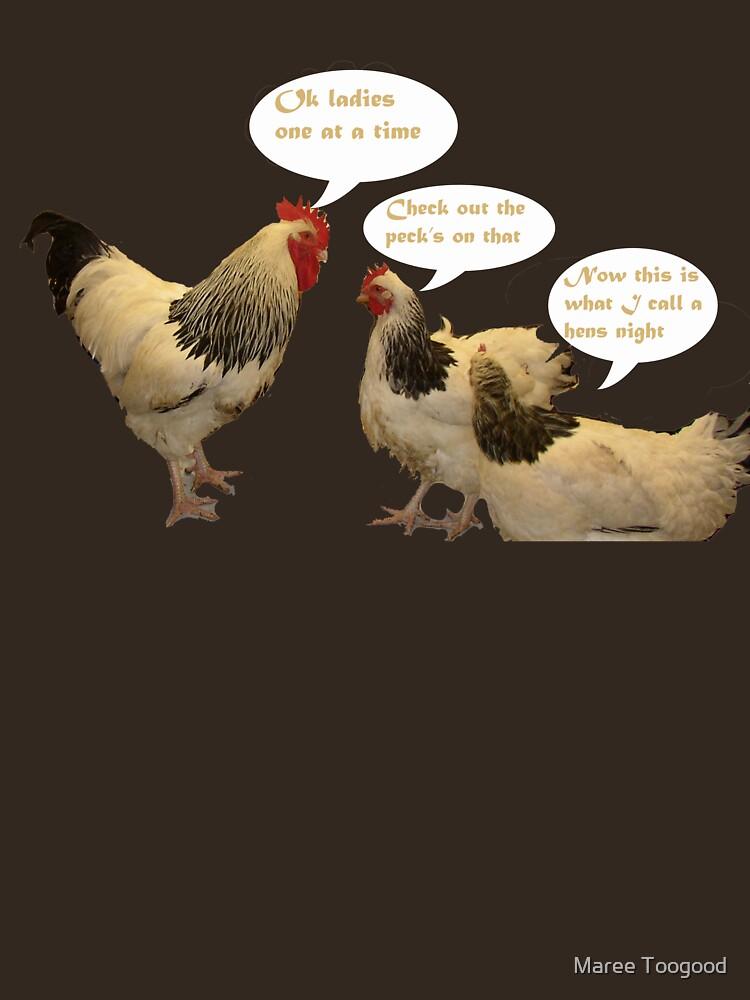 Hens Night by klipz