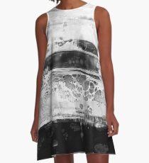 black and white - bw15 A-Line Dress