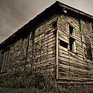 Army barracks #1 by Rosalie Dale