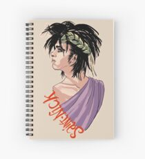 Saint Nick of the Birthday Parties Spiral Notebook