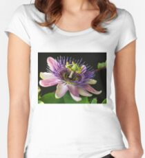 Passiflora Women's Fitted Scoop T-Shirt