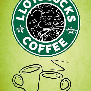 LloydBucks! Hot? (Iced??) Coffee! by a745
