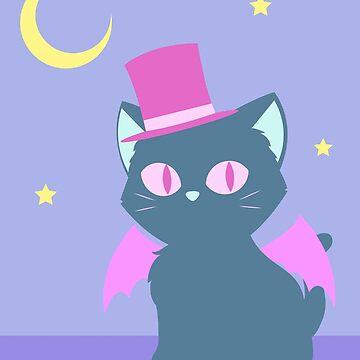 Kitty Cat Bat by Naedix