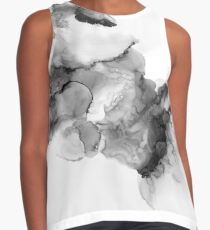 black and white - bw17 Contrast Tank