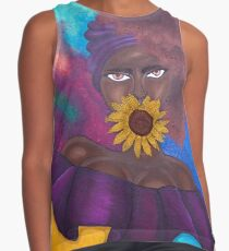 SPEAK NO EVIL Contrast Tank