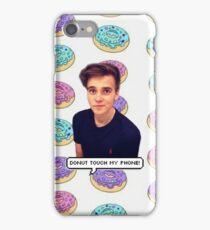 Joe Sugg- Donut touch my phone Case iPhone Case/Skin