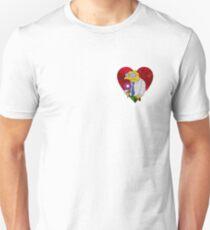 A very Moleman Valentine's Unisex T-Shirt