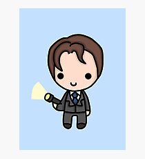 mulder Photographic Print