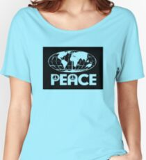 World Peace 2 Women's Relaxed Fit T-Shirt