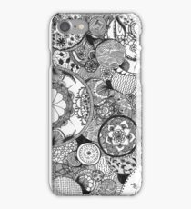 Circle Collage iPhone Case/Skin