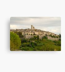 Saint Paul de Vence - France Canvas Print