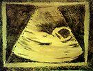 """Ultrasound  Etching Print by Belinda """"BillyLee"""" NYE (Printmaker)"""