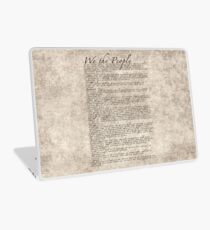 US Constitution - United States Bill of Rights Laptop Skin