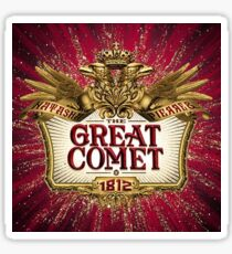 The Great Comet Sticker