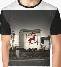 Dingo Flour Mill - Fremantle Western Australia  Graphic T-Shirt