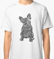Polynesian French Bulldog Classic T-Shirt