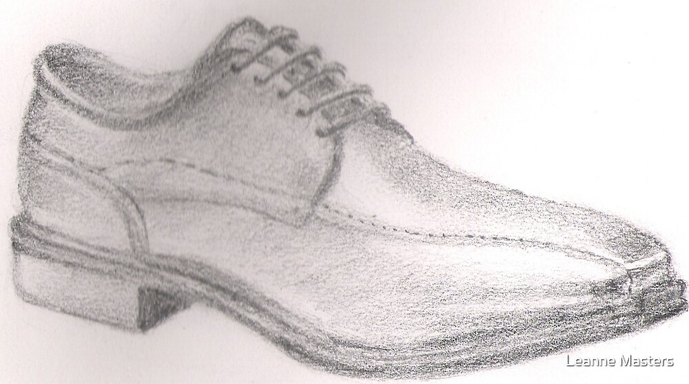 Shoe by Leanne Masters