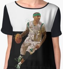 Isaiah Thomas #4 Chiffon Top