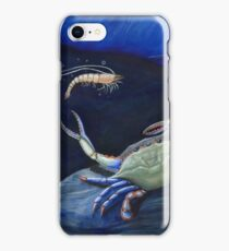 Creatures of the Gulf iPhone Case/Skin