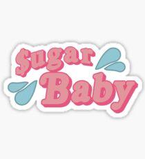 Sugar Baby Sticker