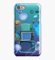 Jellyfish Television iPhone Case/Skin