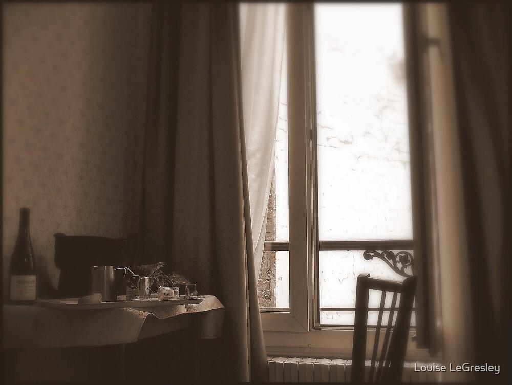 { hotel room } by Louise LeGresley