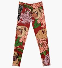 Because Pugs Leggings