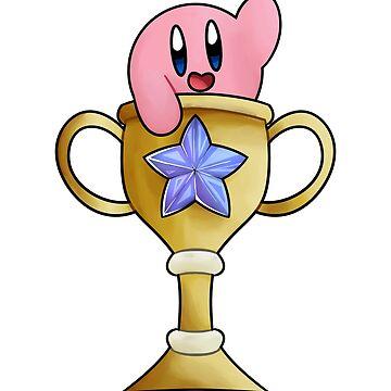 Kirby Trophy by fazedemotions